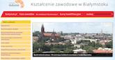 Kształcenie zawodowe w Białymstoku